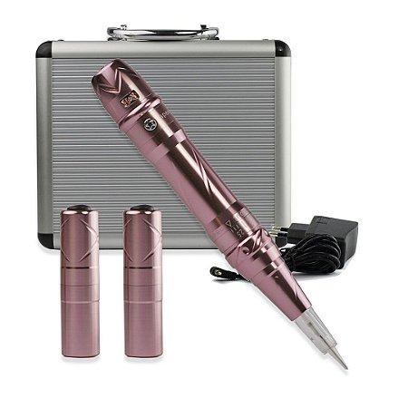 Dermógrafo Universal-Pró sem Fio com 2 Baterias Recarregáveis