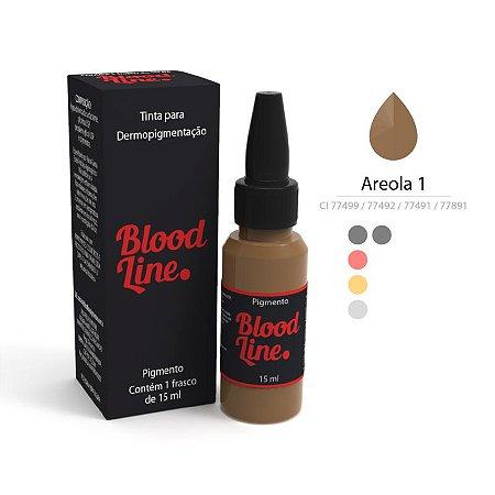 Pigmento Blood Line Aréola 1 15ml