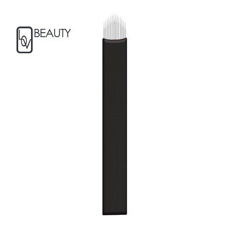 Lâmina Flex U (Ultra Nano) 0,15mm Lov Beauty