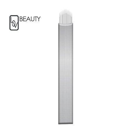 Lâmina Hard U (Micro) 0,18mm Lov Beauty