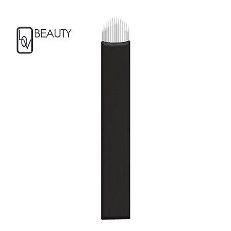 Lâmina Flex U (Micro) 0,18mm Lov Beauty