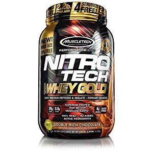 Nitro Tech - Whey Gold (Muscletech)