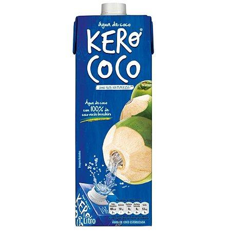 Água de coco KEROCOCO com 1L