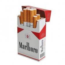 Cigarro MARLBORO vermelho box