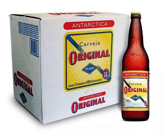 ORIGINAL garrafa 600ml (caixa c/12)