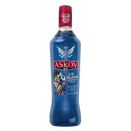 ASKOV Azul Blueberry garrafa 1L