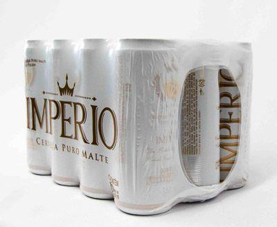 IMPERIO lata 350ml (caixa c/12)