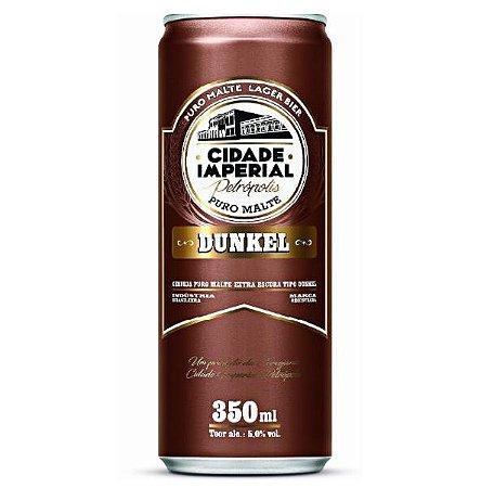CIDADE IMPERIAL DUNKEL lata 350ml