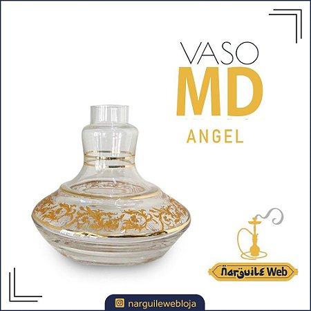 VASO MD ANGEL TRANSPARENTE