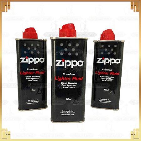 Fluído para Isqueiro Zippo - 125ml