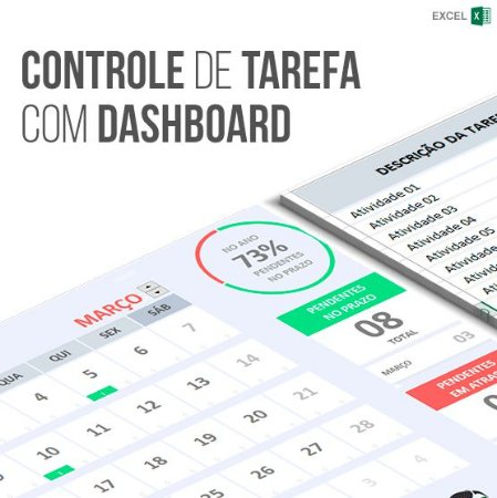Controle de Tarefas com Dashboard