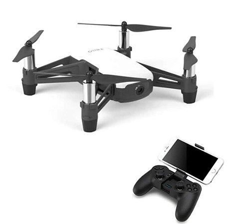 Drone DJI-TELLO + Controle Remoto Produto Importado A Pronta Entrega Compra segura em Nosso Site.  Prazo de Entrega de até 35 Dias Uteis Dependendo da sua localização.