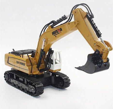 Juína brinquedos 1331 1/16 2.4G 9CH Elétrica RC Escavadeira Produto Importado Compra Segura Em Nosso Site. 🔥Entrega de 15 a 25 Dias a partir da data de envio 🔥.