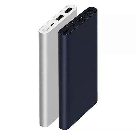 Original Xiaomi Dual USB 10000mAh Produto Importado Compra Segura Em Nosso Site Entrega De 15 a 25 Dias úteis.