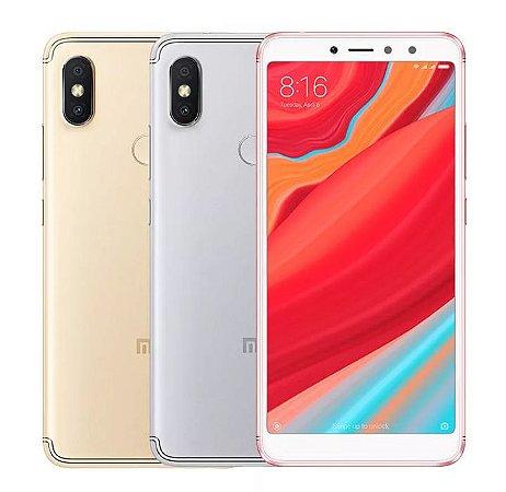 Xiaomi Redmi S2 Versão Global Version 5,99 Polegadas 3 GB RAM 32GB ROM Snapdragon 625 Octa core 4G Smartphone segura em nosso site. Prazo de  Prazo de Entrega de até 25 Dias Uteis Dependendo da sua localização.