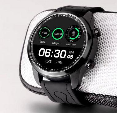 KINGWER KC03 4G Modos Esportivos de Chamada Telefônica 1G + 16G IP67 Impermeável 4G Watch Phone