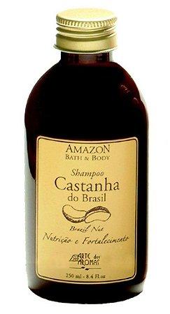 Shampoo - Castanha do Brasil 250ml - Arte dos Aromas