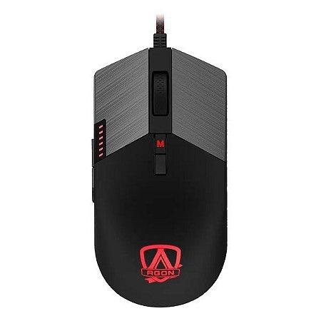 Mouse gamer USB AOC Agon AGM700