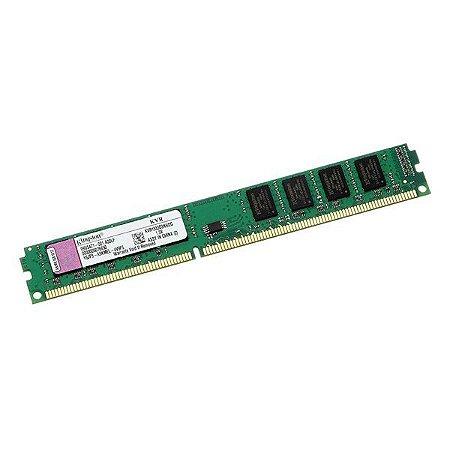 Memória 2 Gb DDR3 Kingston KVR1333D3N9/2G 1333 MHz