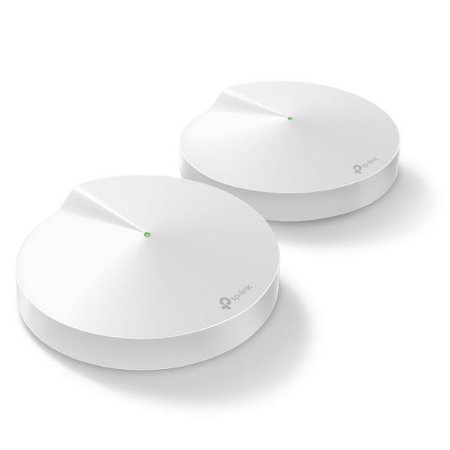 Roteador wireless Mesh AC2200 2134 Mbps TP-Link Deco M9 Plus (2 Pack)