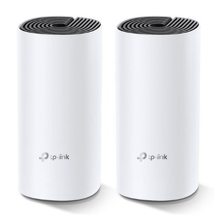 Roteador wireless Mesh AC1200 1167 Mbps TP-Link Deco HC4 (2 Pack)