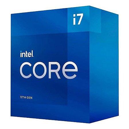 Processador Intel Core i7-11700