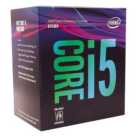 Processador Intel Core i5-8500