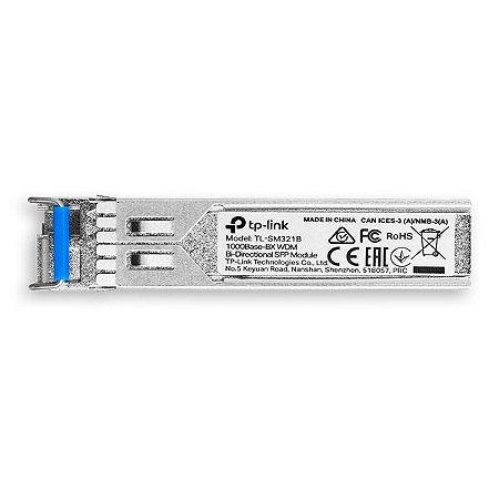 Módulo SFP Bi-direcional TP-Link TL-SM321B