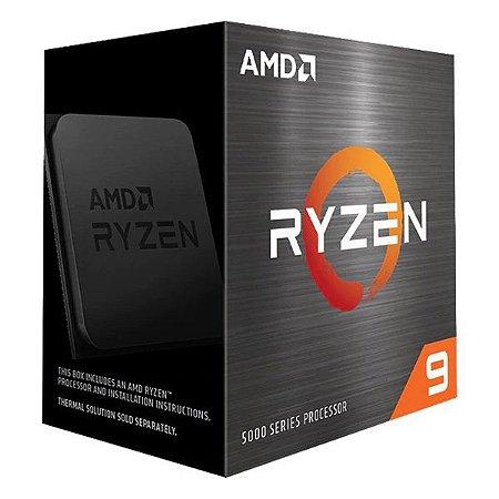 Processador AMD Ryzen 9 5900X (100-100000061WOF)