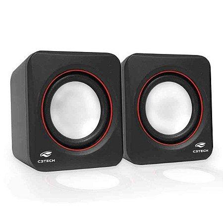 Speaker 2.0 C3Tech SP-301BK USB