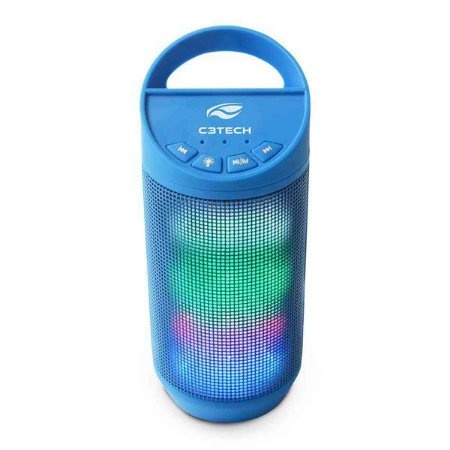 Caixa de som Bluetooth C3Tech Beat SP-B50BL
