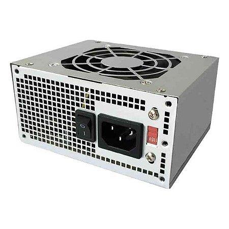 Fonte de alimentação SFX 200W reais C3Tech PS-200SFX