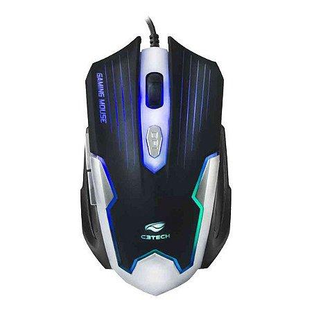 Mouse gamer USB C3Tech MG-11BSI