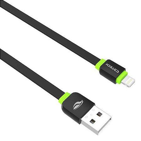 Cabo Lightning x USB C3Tech CB-110BK