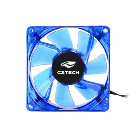 Cooler para gabinete C3Tech F7-L50BL