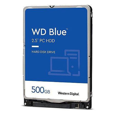 Hard disk para notebook 500 Gb Western Digital Blue Series
