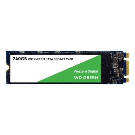 SSD 240 Gb M.2 2280 Western Digital Green Series G2