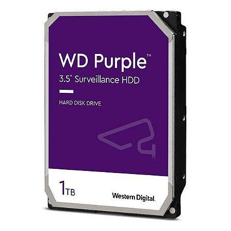 Hard disk 1 Tb Western Digital Purple Series