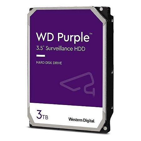 Hard disk 3 Tb Western Digital Purple Series