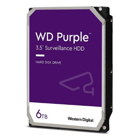 Hard disk 6 Tb Western Digital Purple Series