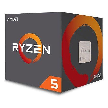 Processador AMD Ryzen 5 2600 (YD2600BBAFBOX)