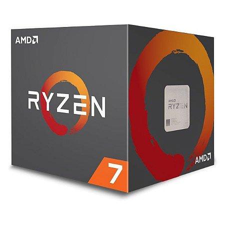 Processador AMD Ryzen 7 2700 (YD2700BBAFBOX)