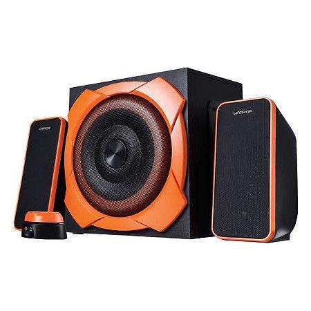 Speaker 2.1 Multilaser Warrior SP266 USB