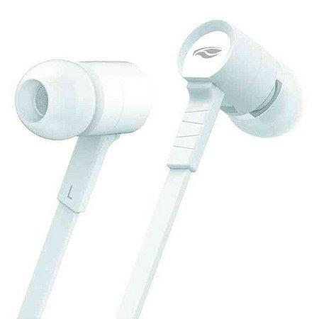 Fones de ouvido intra auricular C3Tech Spirit EP-05WH