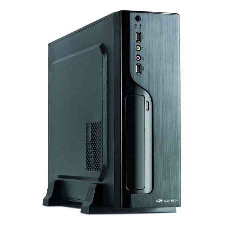 Gabinete mini ATX slim C3Tech DT-100