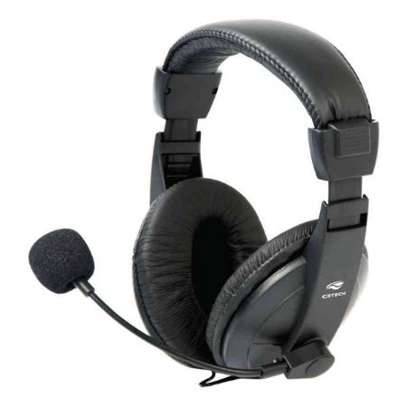 Headset C3Tech Voicer Confort MI-2260ARC