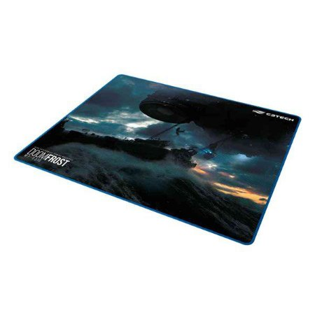 Mouse pad gamer C3Tech Doom Frost MP-G510