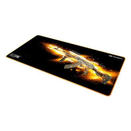 Mouse pad gamer Killer Fire C3Tech MP-G1000