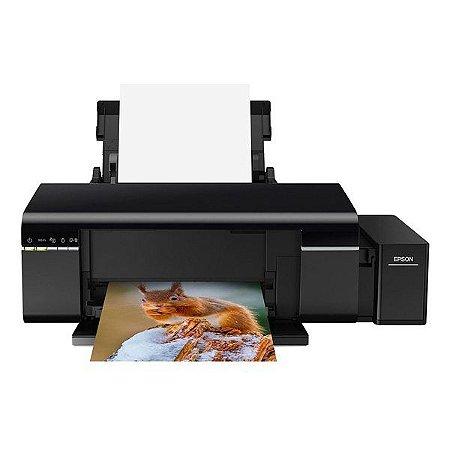 Impressora wireless tanque de tinta Epson EcoTank L805