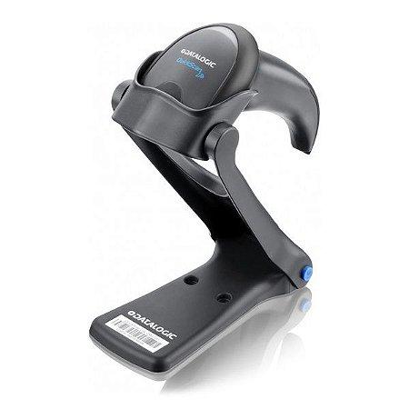 Leitor de código de barras USB Elgin QuickScan (QW2120) preto